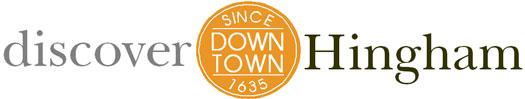 Discover Hingham Logo