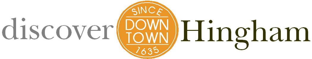Discover Hingham Retina Logo