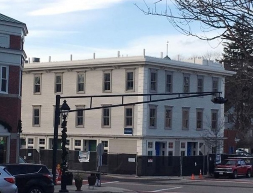 2018 in Review: History rebuilt: A new Lincoln Building graces Hingham Square