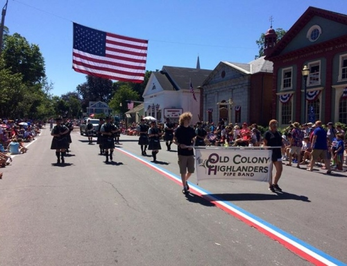 Hingham Fourth of July Parade will Go On