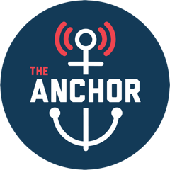 Hingham Anchor Logo