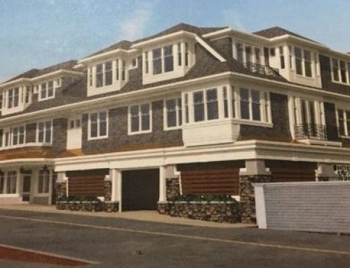 Central Street Project Withdrawn