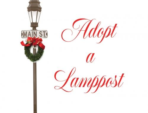 Adopt A Lampost