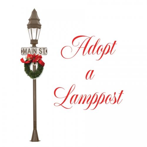 Adopt-a-Lamppost