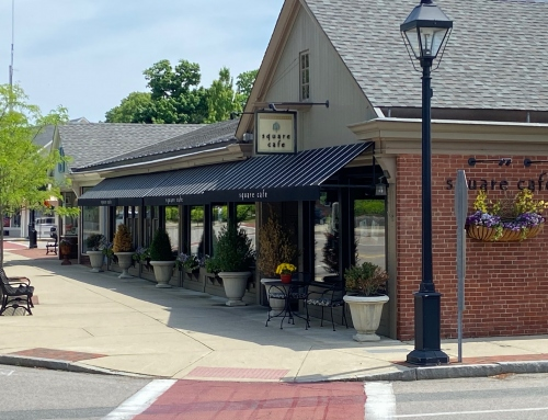 Four Hingham Restaurants Get Go Ahead for New or Expanded Outdoor Dining