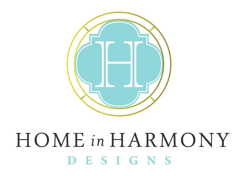 HOme in Harmony Designs Logo