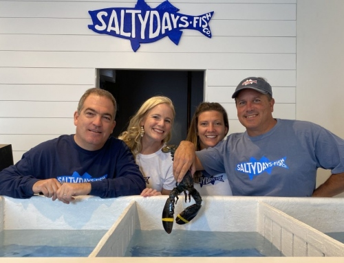 Opening this Week in Downtown Hingham: Salty Days Fish Co.