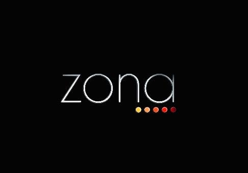 Black ZONA logo