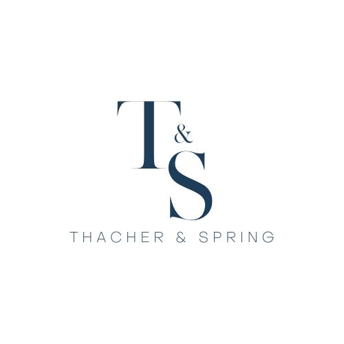 Thacher & Spring logo
