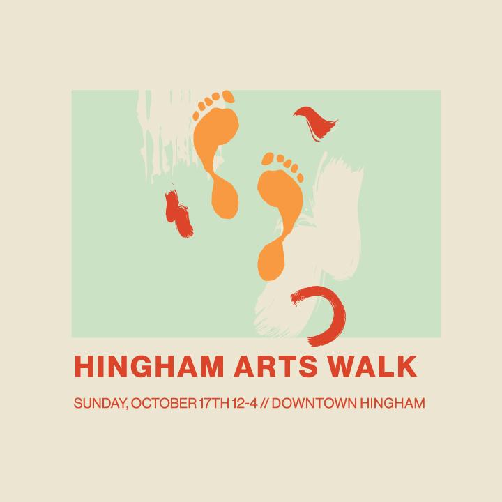 Hingham arts walk ad